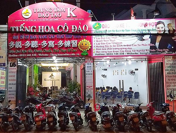 Hoc Tieng Hoa Co Dao Thu Dau Mot Binh Duong